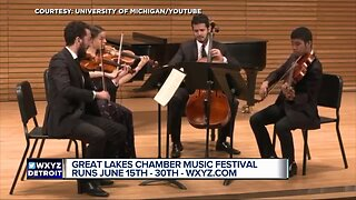 Great Lakes Chamber Music Festival runs June 15-30