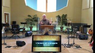 Worship service 1-17-21