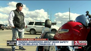 Motorcycle enthusiast's focus on safety after two killed in Bellevue crash