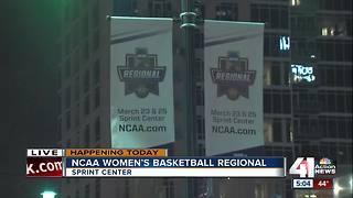 NCAA women's basketball taking over Sprint Center
