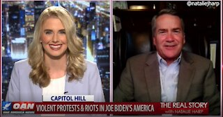 The Real Story - OANN Update on HR1 -1 with Rep. Jody Hice