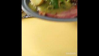 Pork Chops in Green Sauce
