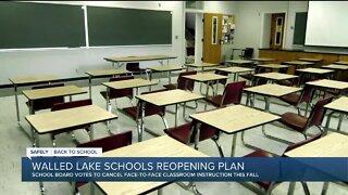 Walled Lake schools release reopening plan