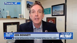 Ken Bennett talks about how others are withholding information from him regarding AZ Audit