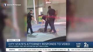 City state's attorney responds to video