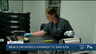 Meals on Wheels Expands to Sapulpa