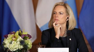 Homeland Security Secretary Kirstjen Nielsen Is Resigning