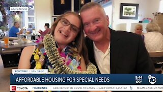 San Diego developer building affordable homes for those with special needs