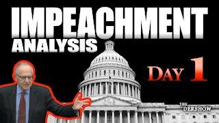 Impeachment Analysis Day 1