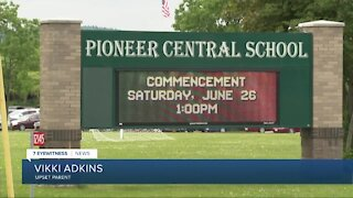 Parent upset with Pioneer schools mask policy