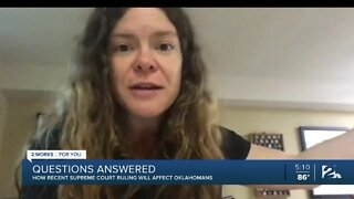 How recent Supreme Court ruling will affect Oklahomans