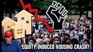 The Coming 'Equity' Induced House CRASH. Be Prepared!