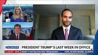 President Trump's Last Week In Office