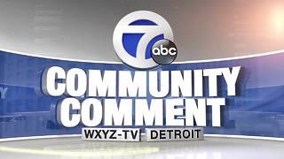 Community Comment 12-07-2017