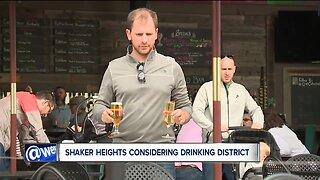Shaker Heights Mayor proposes making Van Aken District an 'open refreshment area'