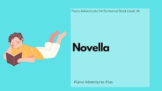 Piano Adventures Performance Book 3A - Novella