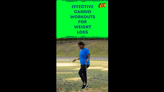 Top 4 Best Cardio Workouts For Weight Loss *