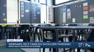 Webinars Helping Families Shoulder Pandemic