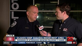 How to sign up for recovery aid after the Ridgecrest earthquakes
