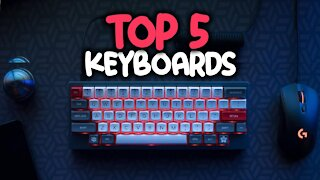 Top 5 Review Gaming Keyboards in 2021   Best Gaming Keyboards in 2021