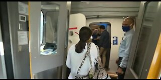 Face coverings on public transit