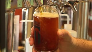 Celebrating national beer day with craft brewers