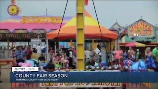 Arapahoe County Fair starts today!