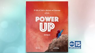 """""""Power Up"""" author Erin Stremcha talks about her affirmation book for kids"""