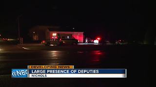 Deputies respond to incident in Outagamie County