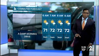 Rain on Tap for Tuesday