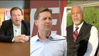 Race for US Senate - Sasse vs. Janicek vs. Love