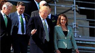 Nancy Pelosi isn't sure about impeaching Trump