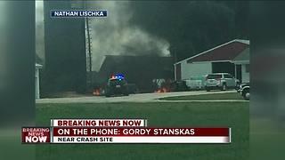 Witness recounts Sheboygan Airport crash