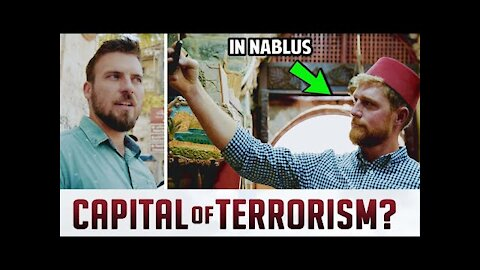 We went to Nablus to find out if it's still the capital of terrorism