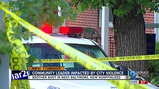 Community leader impacted by city violence