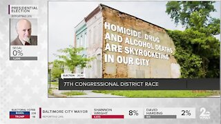 The race continues for 7th congressional district race