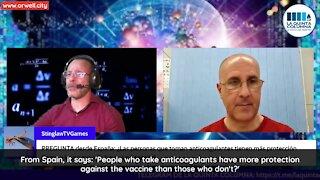 Do anticoagulants offer greater protection against Graphene Oxide?