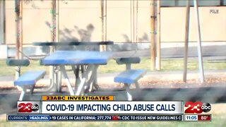 23ABC Investigates: COVID-19 impacting reports of child abuse in Kern County