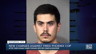 Phoenix woman claims ex-officer sexually abused her