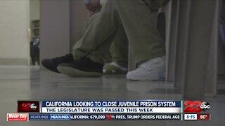 Juvenile Prison System