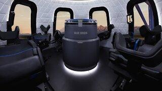 Jeff Bezos' Blue Origin Prepares For Inaugural Spaceflight