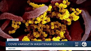 2 more cases of COVID-19 variant confirmed in Washtenaw County, all 3 patients associated with U of M