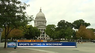Sports betting in Wisconsin under discussion