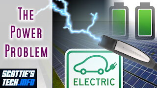 The Power Problem with Electric Vehicles