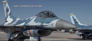 Nellis Air Force Base honors healthcare workers
