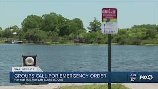Emergency Order letter sent to Governor by environmental groups
