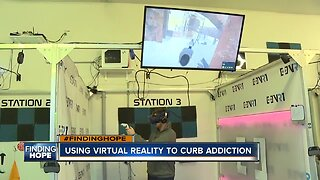 Finding Hope: Virtual Reality