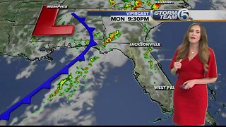 South Florida Latest Weather Update