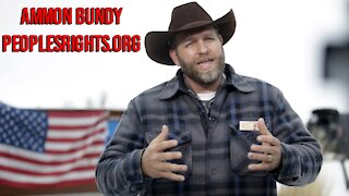 INTERVIEW: Ammon Bundy — for Idaho Governor?
