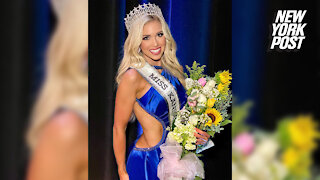 NFL heiress Gracie Hunt defends swimsuit competition after pageant victory